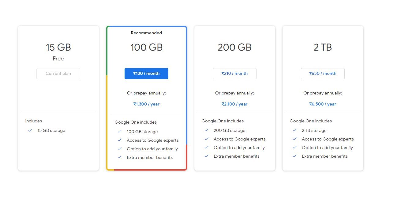 Google Photos will cease to be unlimited from June 1, 2021, and files of inactive accounts (at least two years) will be deleted TechRechard
