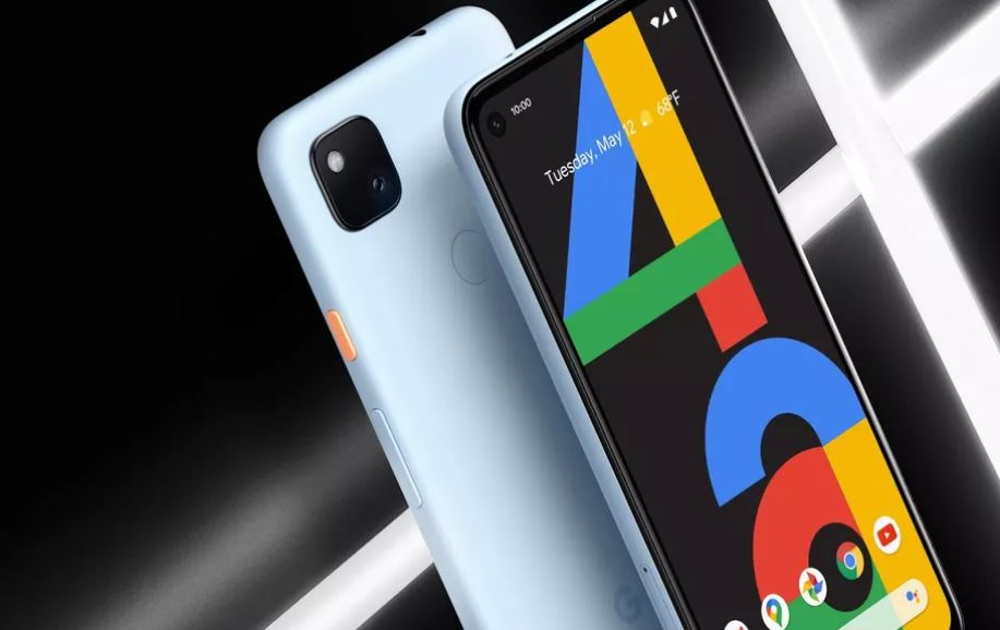 Pixel 4a is temporarily available in blue TechRechard