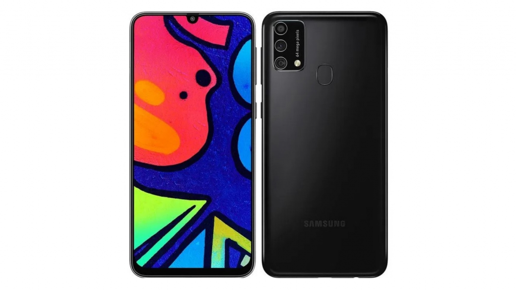 Galaxy M21s equipped with a 6000 mAh battery and 64 1