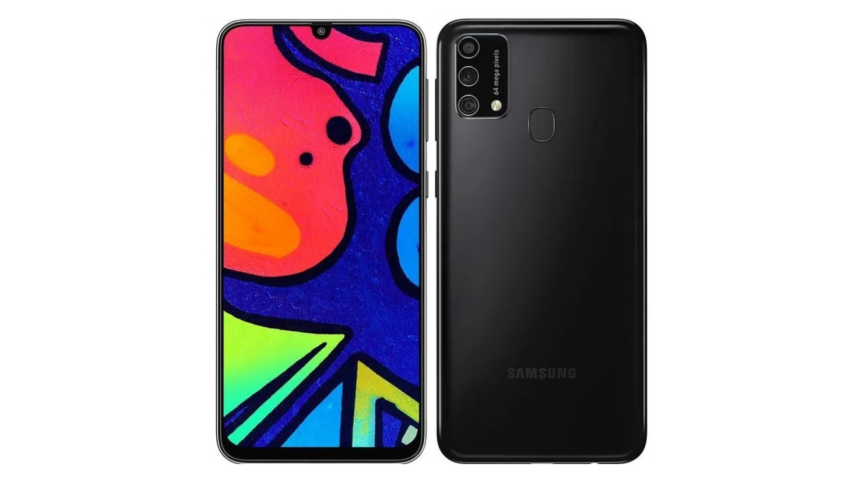 Galaxy M21s equipped with a 6000 mAh battery and 64 MP camera TechRechard