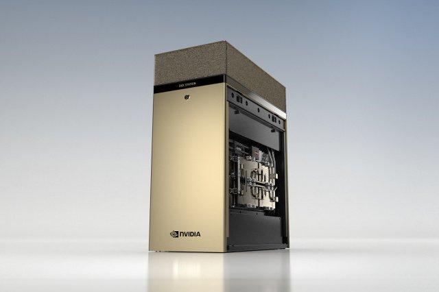NVIDIA unveils DGX Station A100 workstation TechRechard