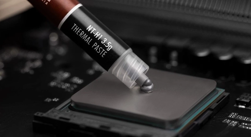 How often should the thermal grease on the processor be changed? TechRechard