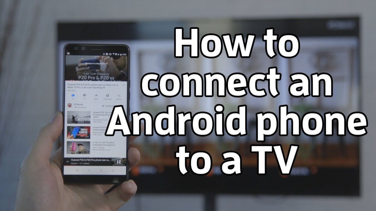 10 ways to connect your mobile gadget to your TV TechRechard