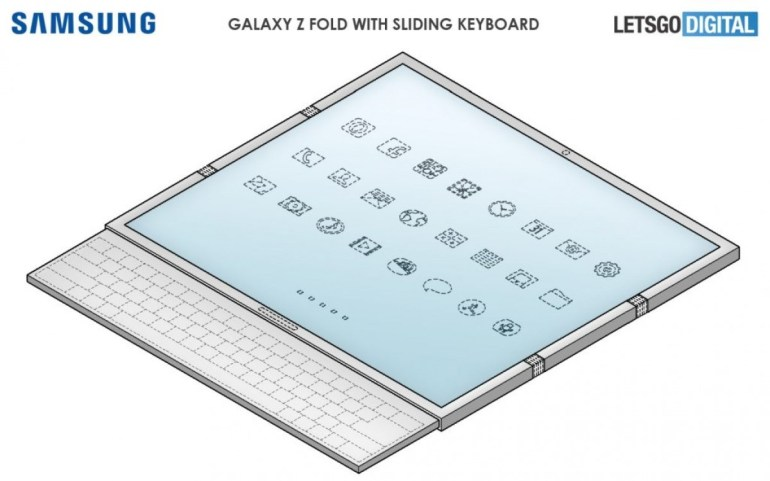 Samsung Display teases new form factors - smartphone roll and smartphone tablet that folds in three