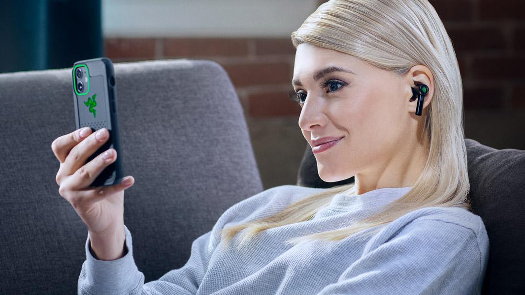 Razer unveils Hammerhead True Wireless Pro headphones TechRechard