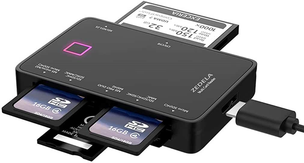 How to recover data from a faulty memory card