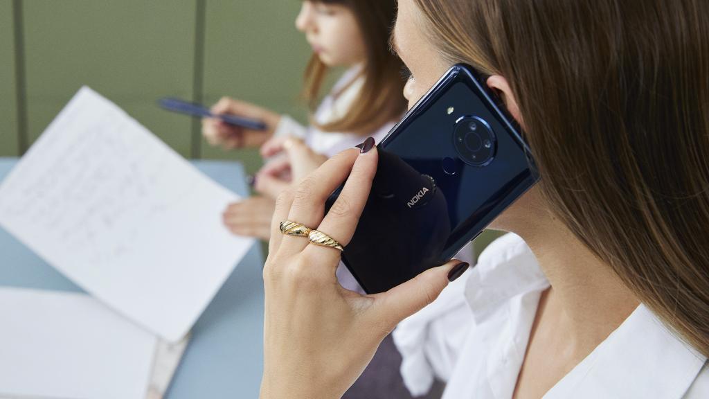 HMD Global introduced the Nokia 5.4 smartphone TechRechard
