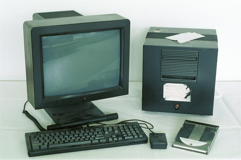 The very first website is 30 years old