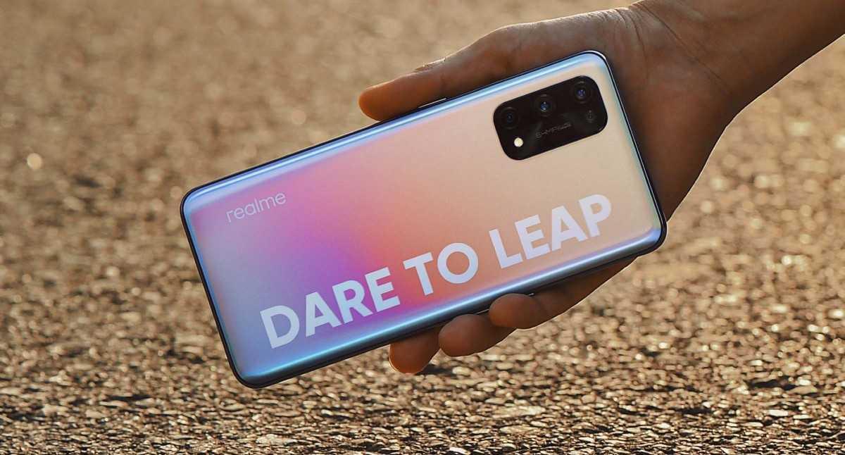 Realme introduced the smartphone Realme X7 Pro TechRechard