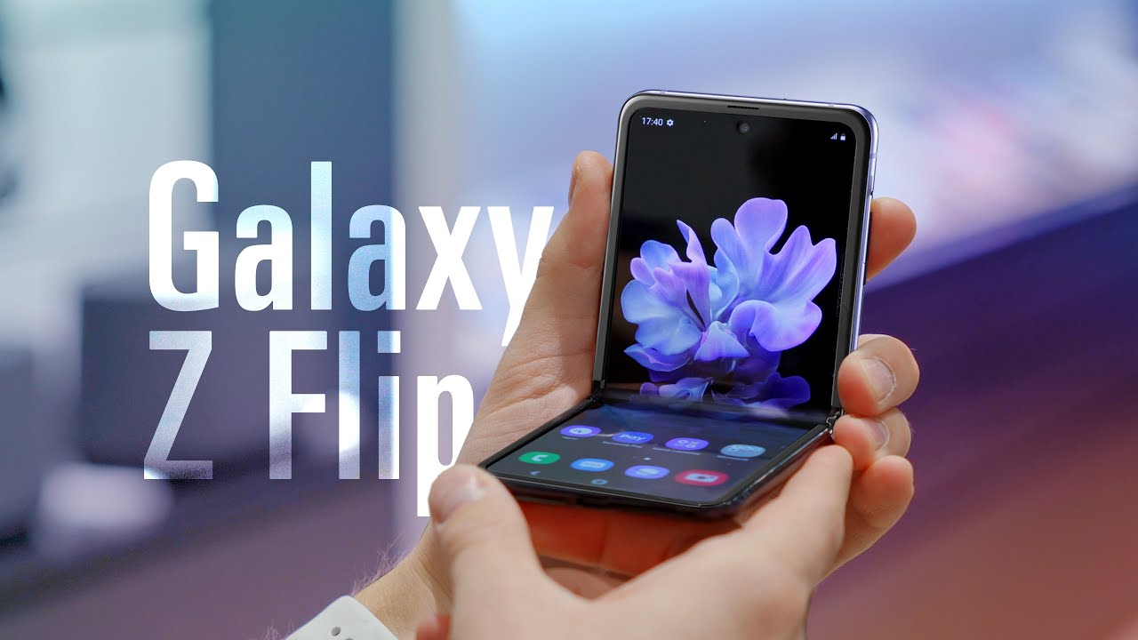 Samsung Galaxy Z Flip foldable smartphone received Android 11 a month earlier than promised