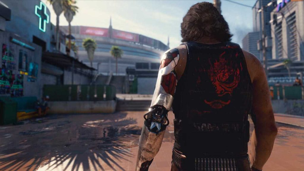 Cyberpunk 2077 decided to remove from PS Store due to complaints about bugs and optimization TechRechard