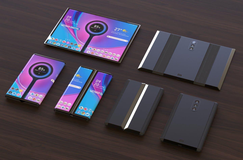 Xiaomi will launch three foldable smartphones in 2021 TechRechard