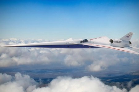 NASA and Lockheed Martin complete work on the wing of the