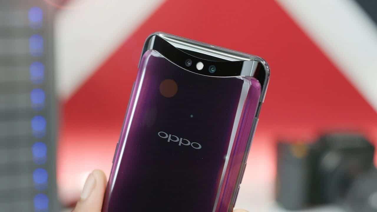 New renders reveal the design of the retractable smartphone Oppo X TechRechard