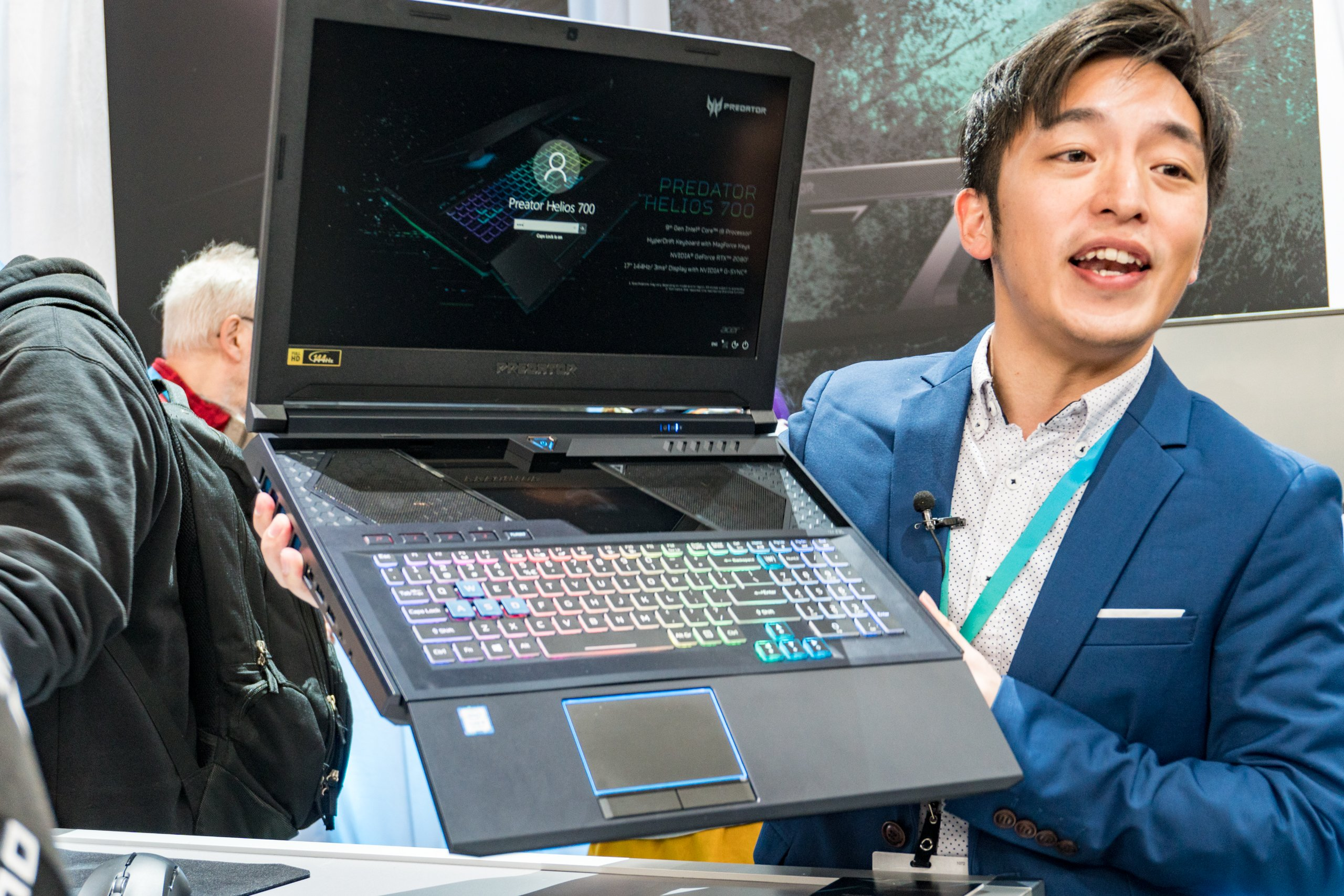 Acer unveils new Helios 700 gaming laptop