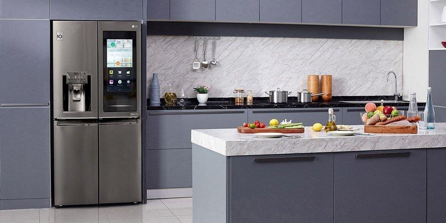 LG will showcase new refrigerators at CES 2021 TechRechard