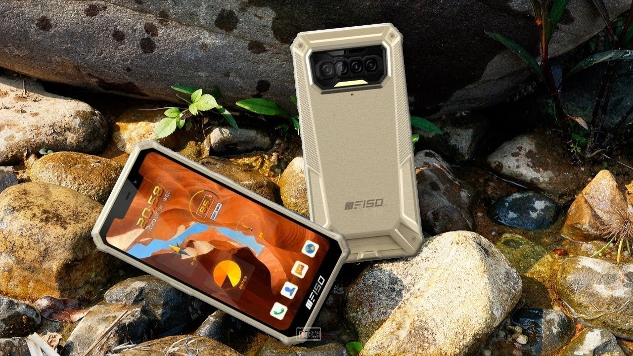 Bison 2021: Dust, Moisture Resistant And Shockproof TechRechard
