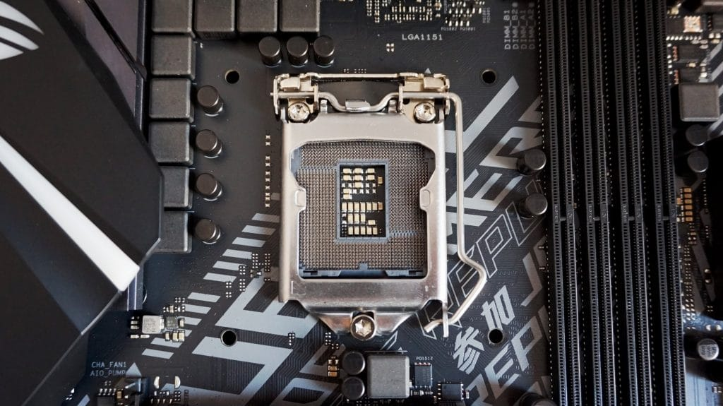 Due to the shortage of chips, budget motherboards from Intel will see a rise in price TechRechard