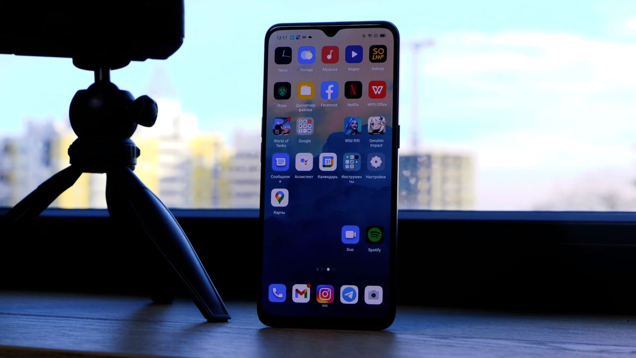 OPPO A73 Review
