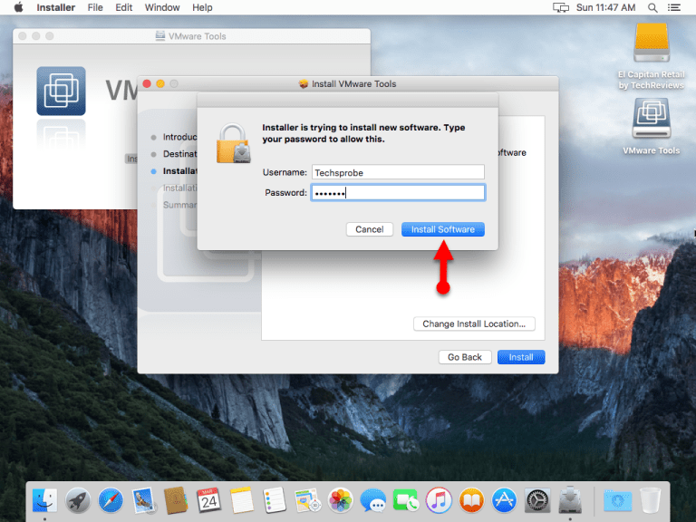 How To Install VMware Tools On Mac OS X EL Capitan: 12 Easy Step Guide