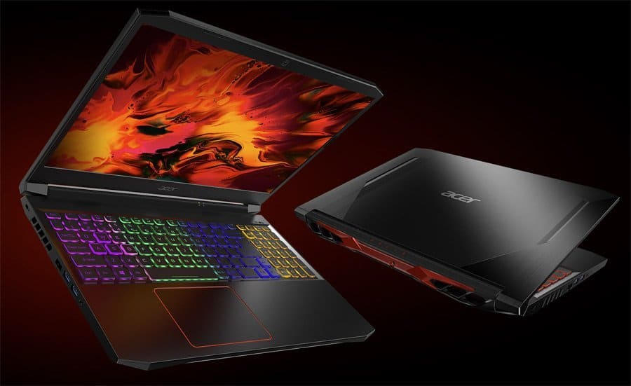 Acer Nitro 5 gaming laptop with Ryzen 5000 processor completely declassified TechRechard