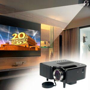 Big screen magic: four benefits of a projector