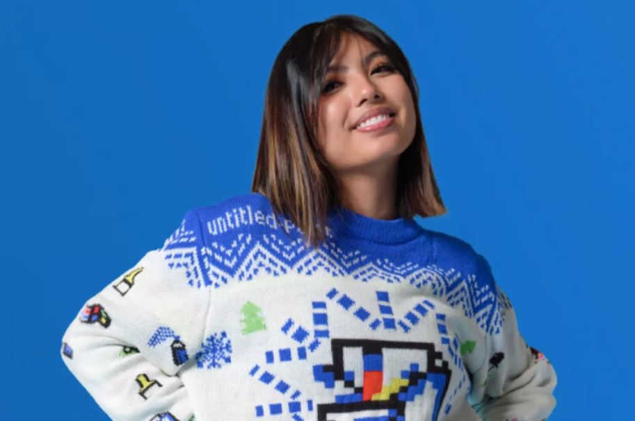 Microsoft has re-released a collection of branded sweaters for the winter holidays TechRechard