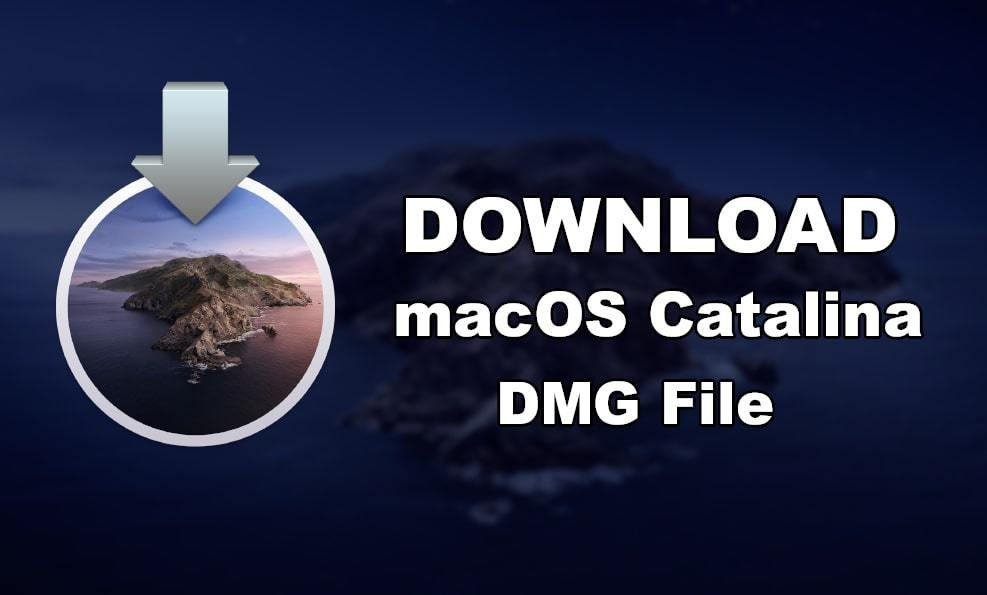 How To Download Macos Catalina Dmg File 10.15.7 (Direct Links) TechRechard
