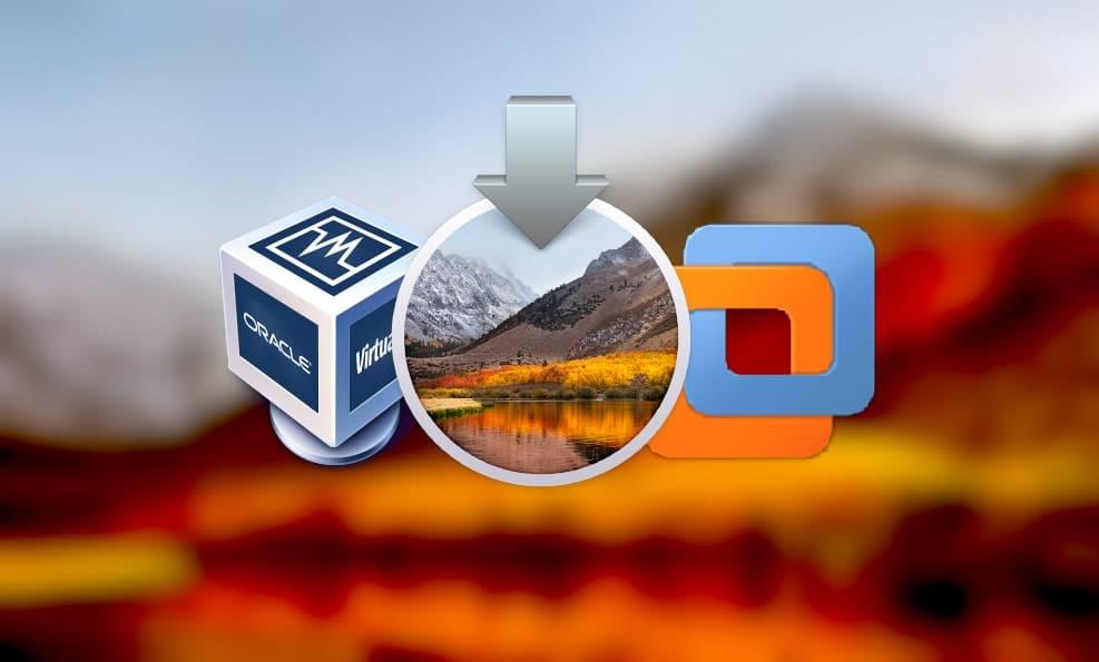 Download MacOS High Sierra ISO For VMware & Virtualbox