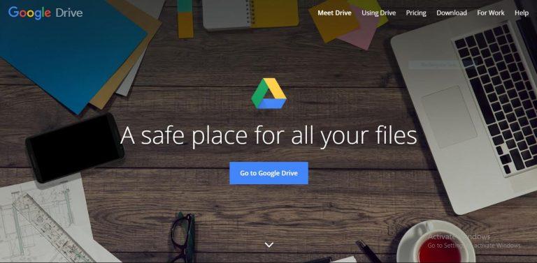 Fix Google Drive Download Limit