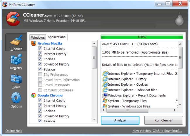 How to free up disk space and clean C drive? 7 Tips TechRechard
