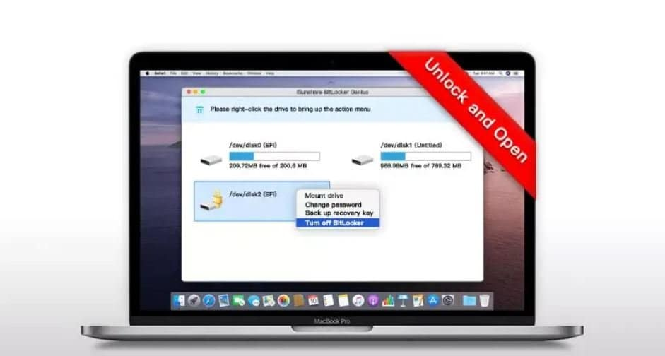 How To Open BitLocker Encrypted Drive On MacOS: 5 Easy Steps