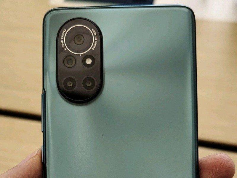 Huawei introduced smartphones Huawei Nova 8 and Nova 8 Pro. TechRechard