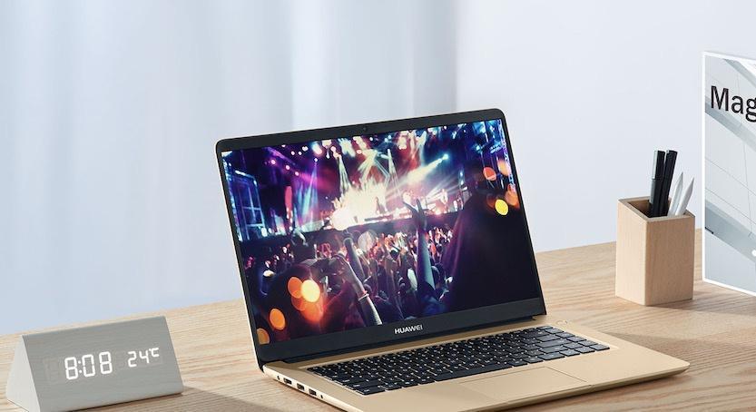 Huawei is preparing a laptop with a Kirin processor TechRechard