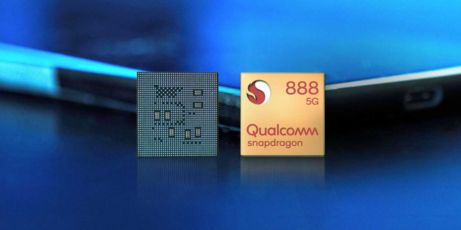 Qualcomm has published the results of testing the chip Snapdragon 888 TechRechard