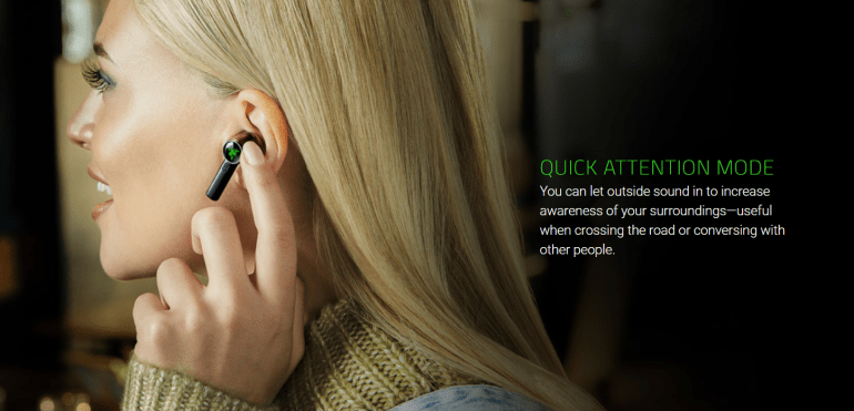 Razer Launches Hammerhead True Wireless Pro TWS Headphones with Active Noise Cancellation, THX Support and Gaming Mode (up to 60ms Latency) for $ 200