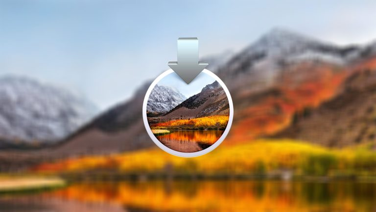 Download macOS High Sierra 10.13.6 DMG File TechRechard