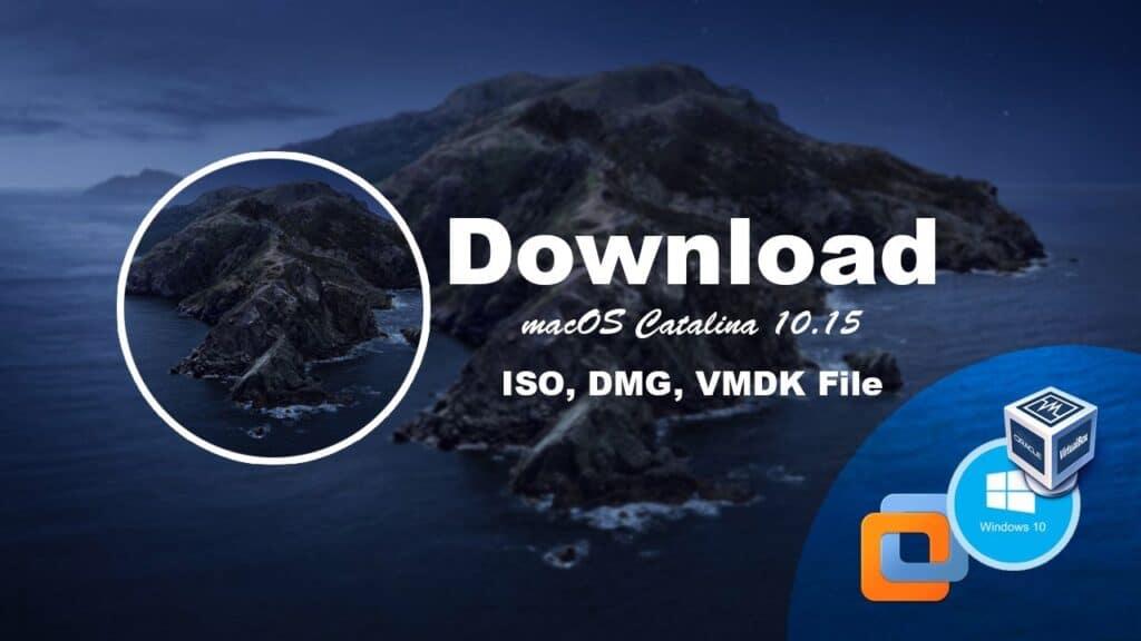 How To Download Macos 10.15 Catalina Iso + Dmg + Vmdk TechRechard