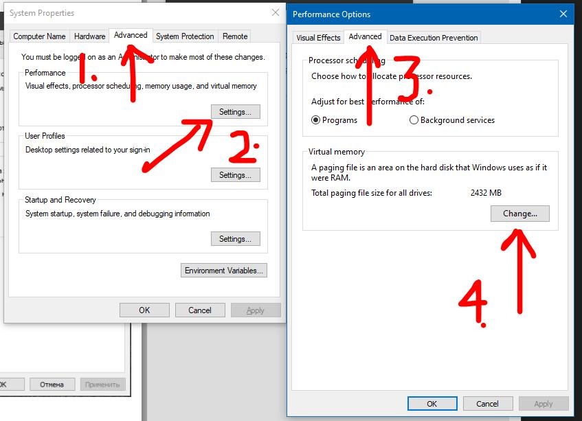 Pagefile in Windows 10 TechRechard