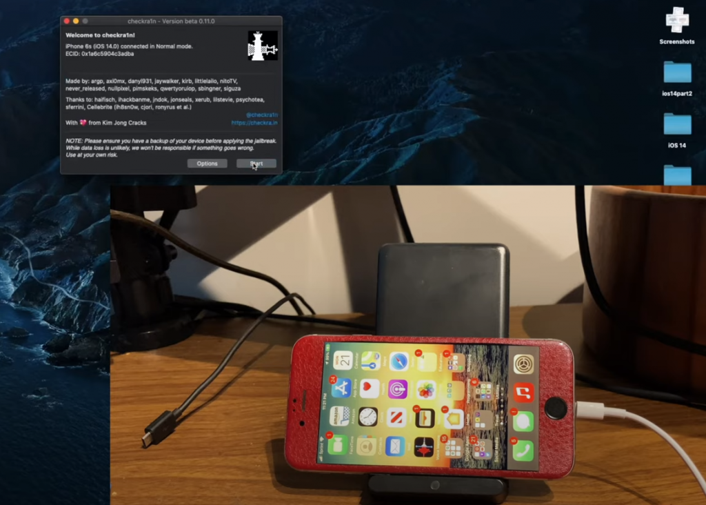 How To Jailbreak IOS 14 Using Checkra1n Tool On IPhone And IPad