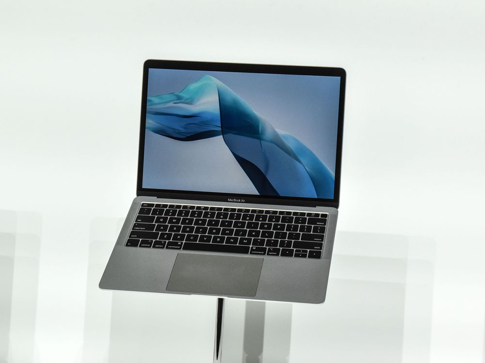 Bloomberg: Redesigned MacBook Air with MagSafe Coming This Year TechRechard