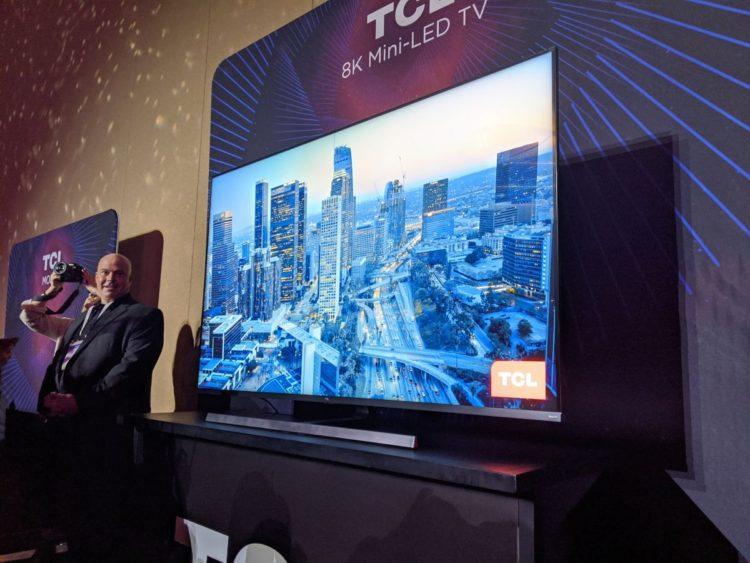 TCL to unveil next generation Mini LED TVs at CES 2021 TechRechard
