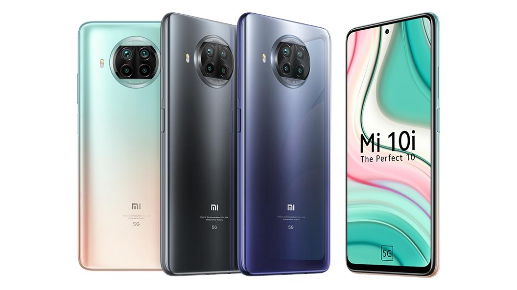 Xiaomi introduced the smartphone Mi 10i TechRechard