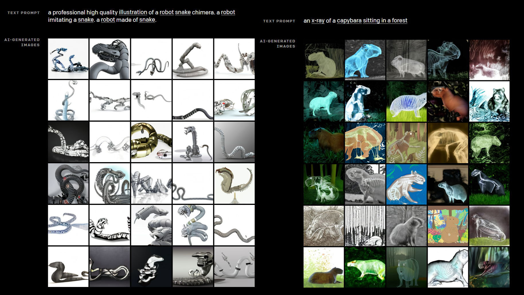 DALL-E Application can Generate Images from text Description TechRechard