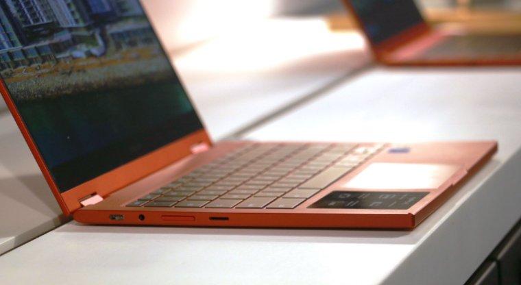 Samsung unveils the world's first QLED Chromebook