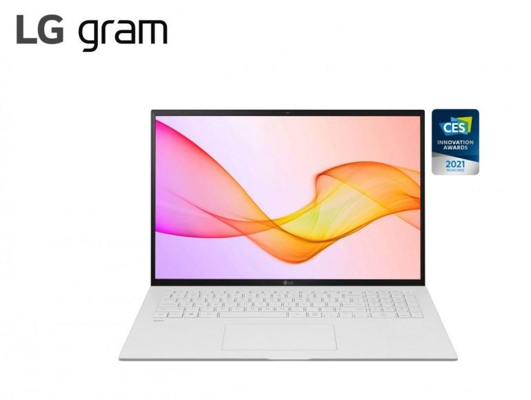 LG Gram laptops get 11th Gen Intel processors, 16:10 displays and big batteries