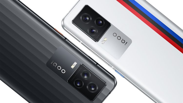 New iQOO 7 renders showcase two flagship colors