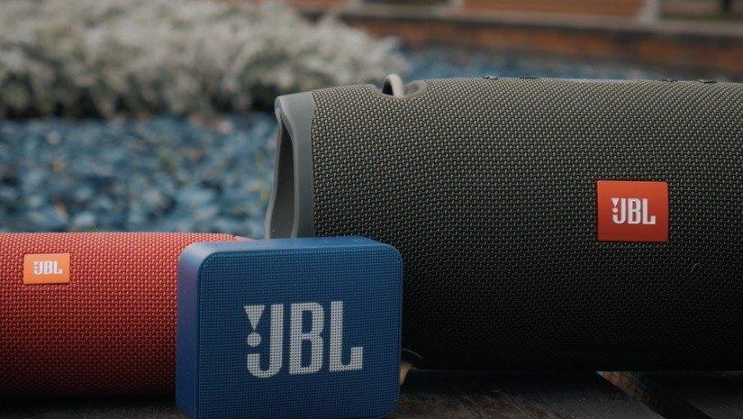 Harman showed speaker JBL Charge 5