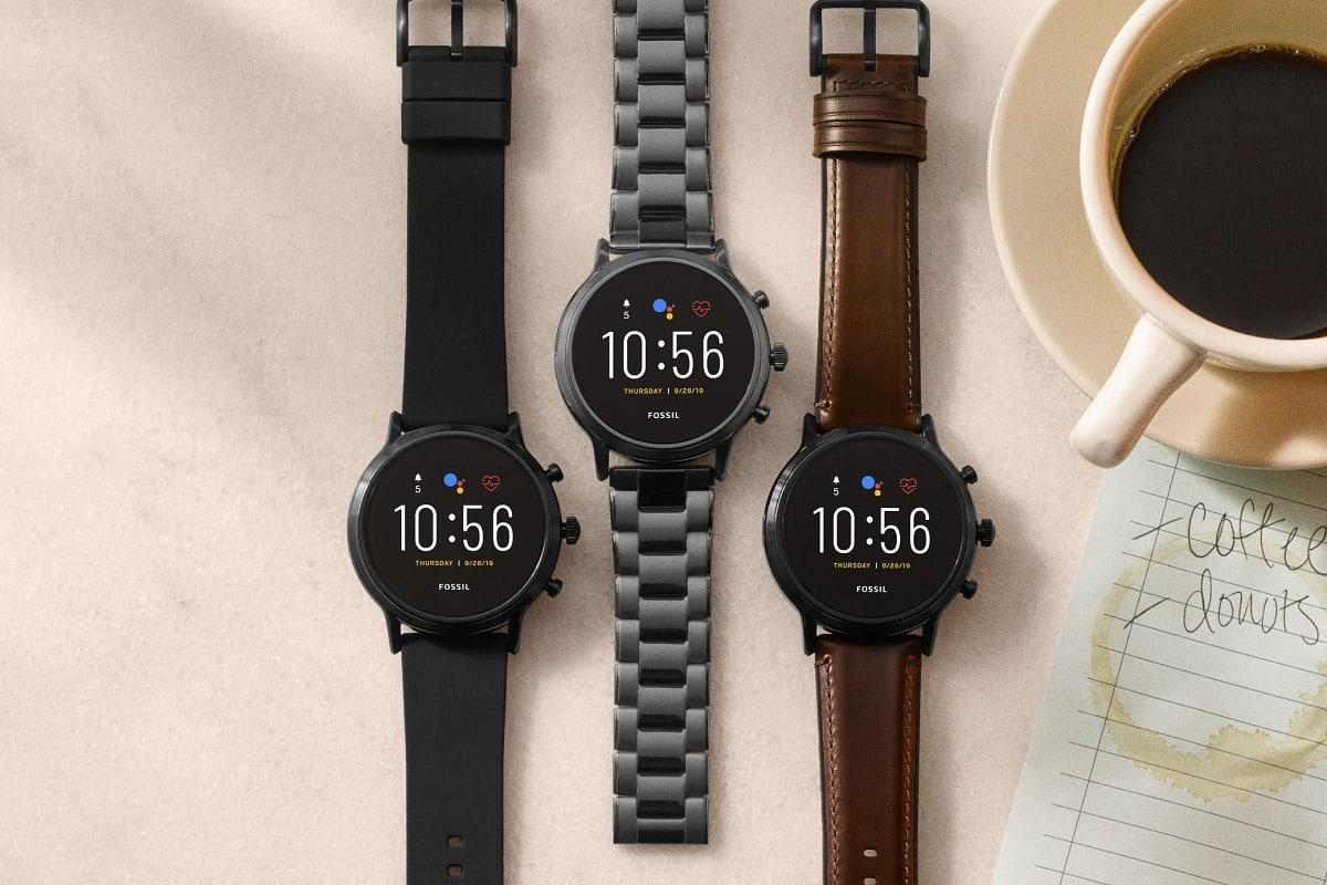 Fossil Gen 5 LTE Smartwatch Presented TechRechard