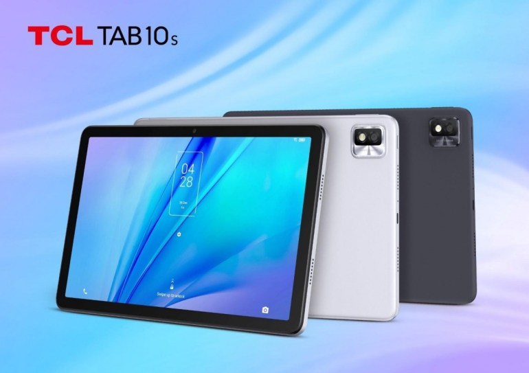 TCL Launches Nxtpaper Reader with Color Economy Display, Tab 10S Tablet, Moveaudio S600 TWS Headphones and Pet Tracker